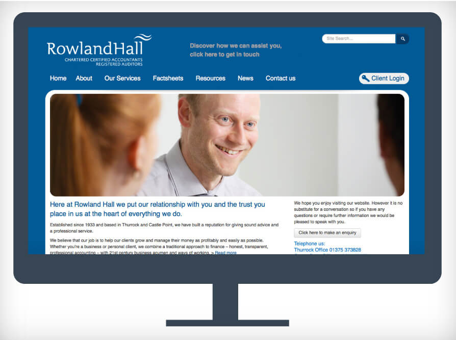 rowland-hall-website