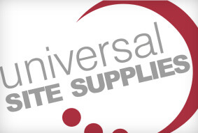 Brand Identify & Strategy for Construction Suppliers, Universal Site Supplies based in Essex