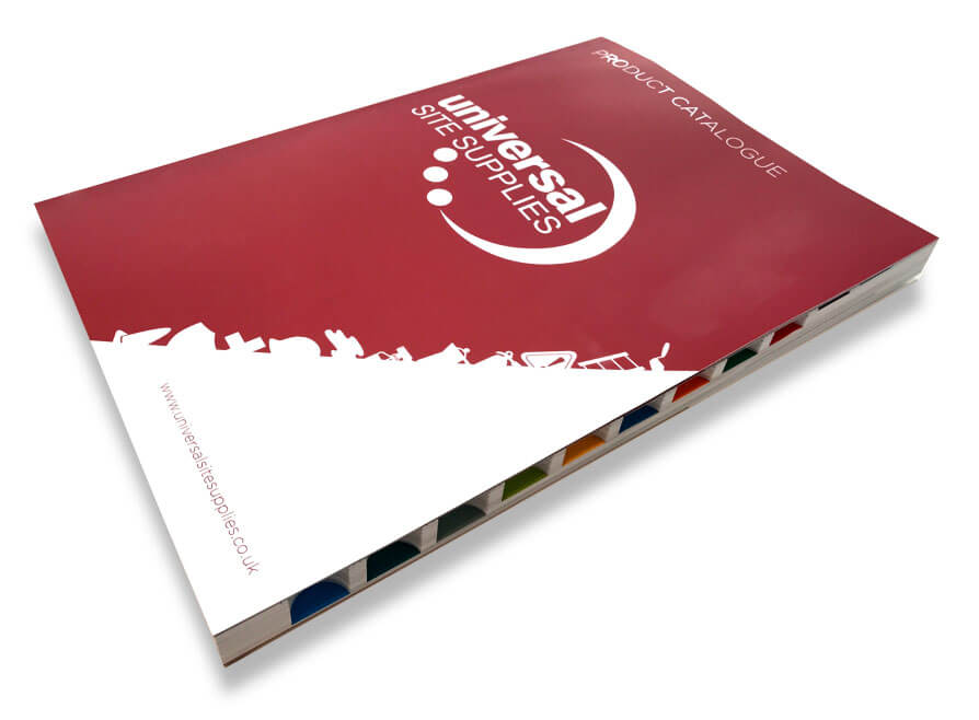 catalogue design by essex branding and marketing leaders